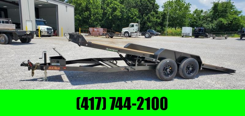 2019 MAXXD 83x20 TANDEM 10K POWER TILT EQUIPMENT TRAILER