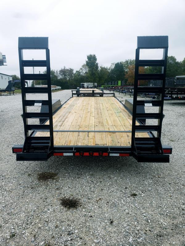 """2019 Load Trail 83"""" x 22' Tandem Axle Carhauler"""