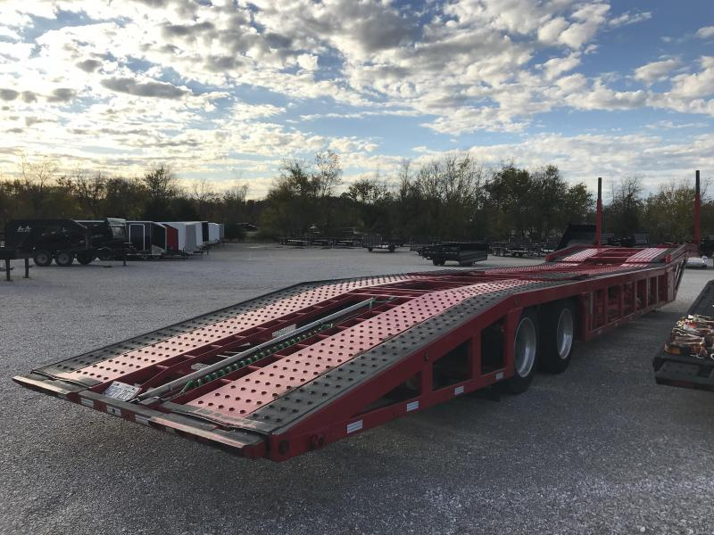 **VERY NICE**2016 Sun Country 53' 5 CAR ANNIVERSARY HAULER