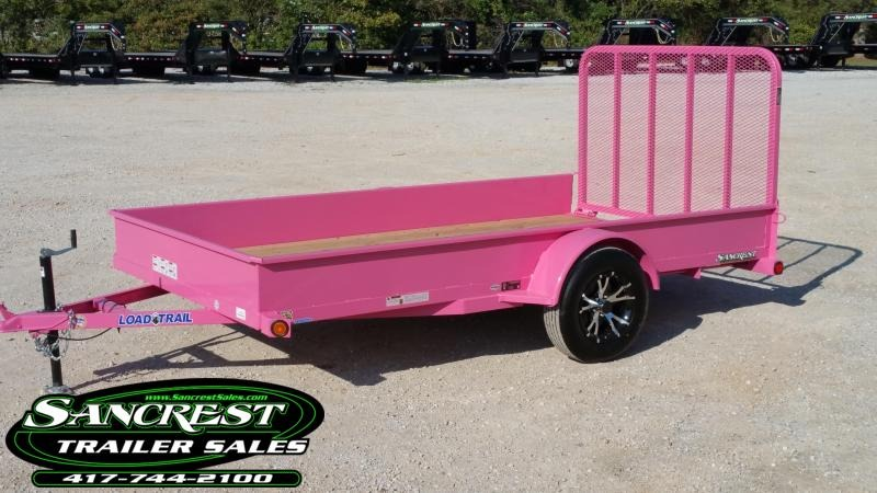 2018 Load Trail ( PINK ) Utility Trailer