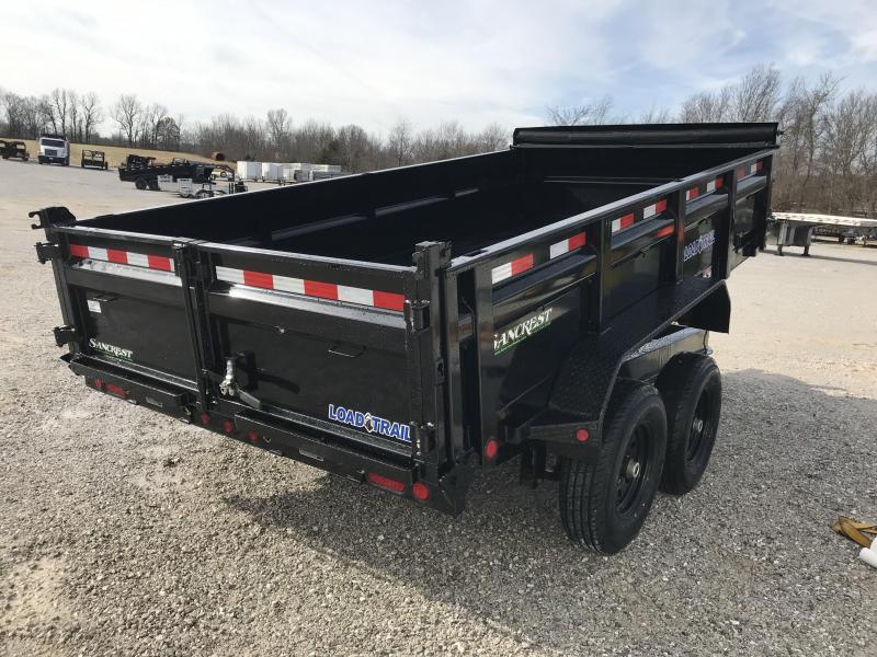 2019 Load Trail 83x14 LOW-PRO Dump Trailer w/7k axles