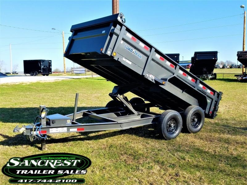 2018 Load Trail DUMP TRAILER Dump Trailer in Black, MO