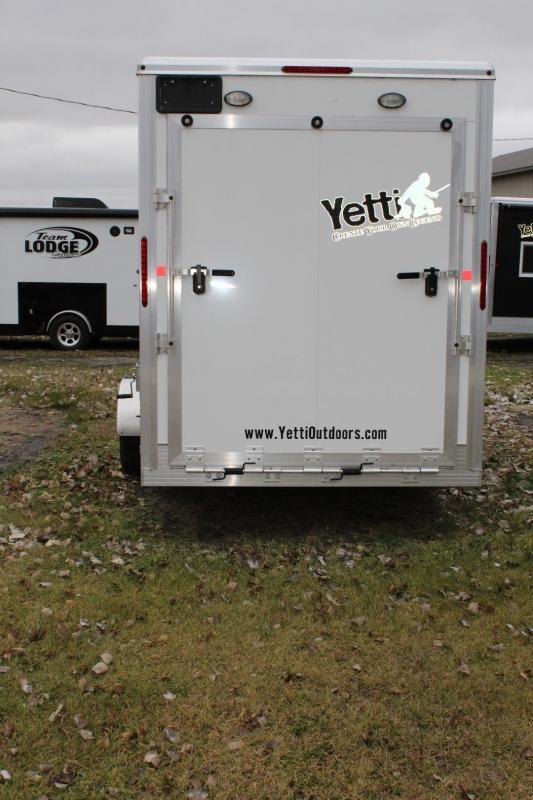 """2018 Yetti Traxx T612-DK """"Custom"""""""