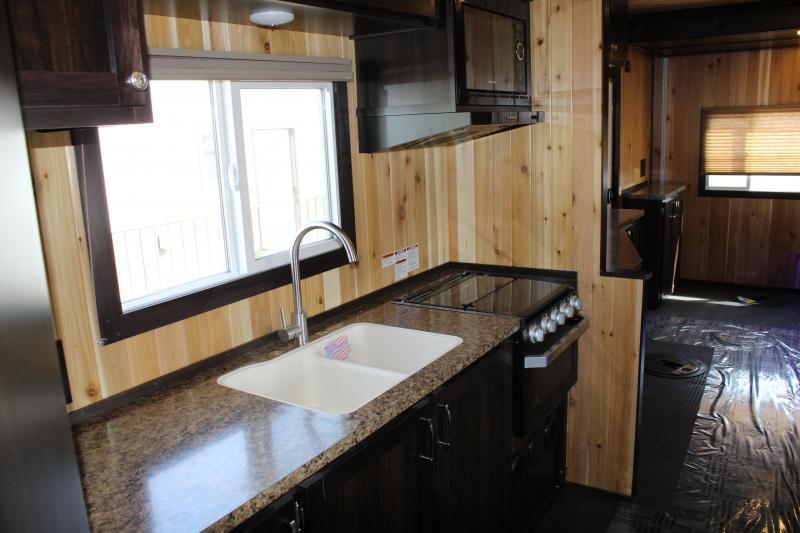 2020 Yetti Grand Escape GE821-PRKF RV Fish House