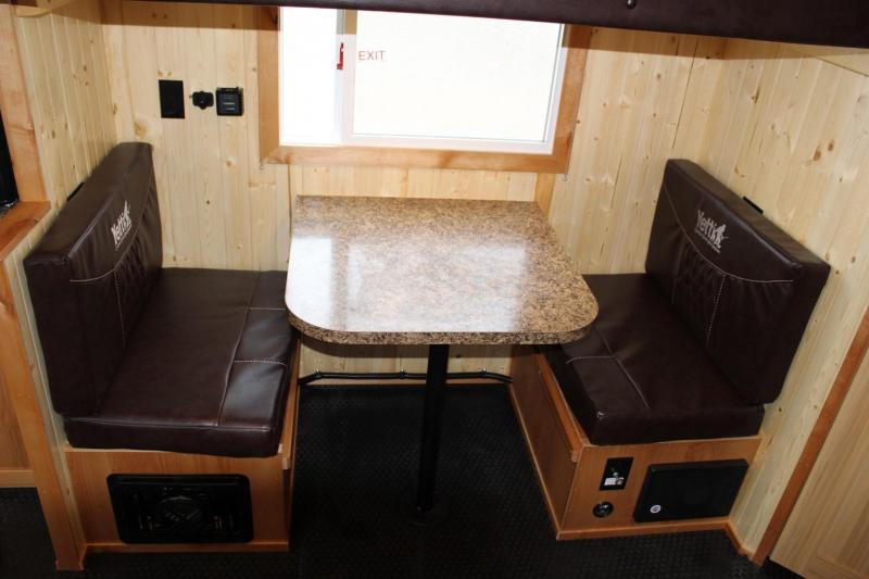 2019 Yetti Grand Escape GE816-PKH RV Fish House