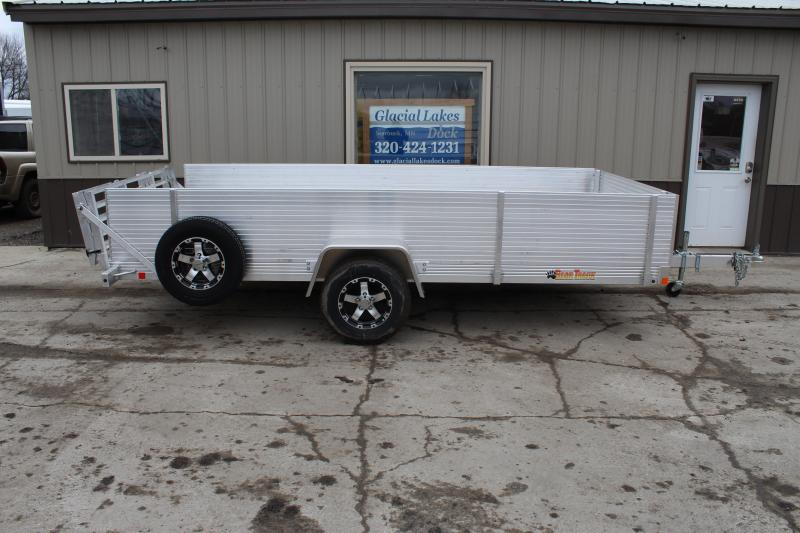 2019 Bear Track Products 80X168 Utility Trailer