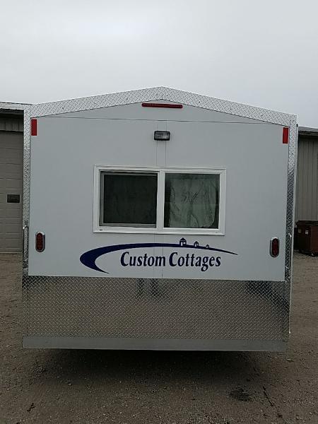 2013 Custom Cottage 8 x 14