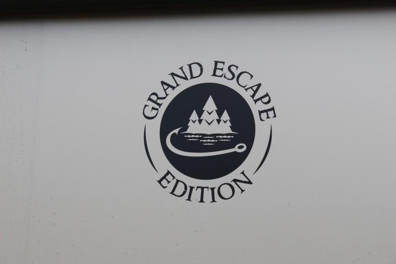 """2019 Yetti Grand Escape GE821-PKF """"Custom"""" RV-Fish House"""
