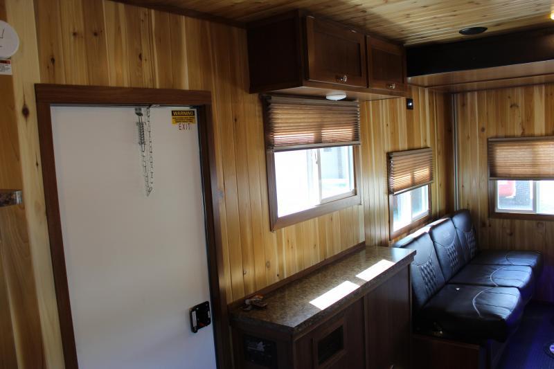 2020 Yetti Angler A817-PK Fish House
