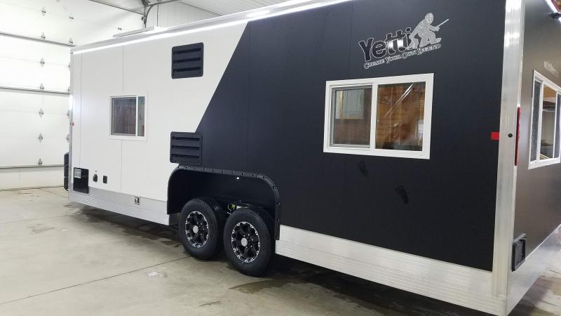 2020 Yetti Grand Escape GE821-PKF RV Fish House