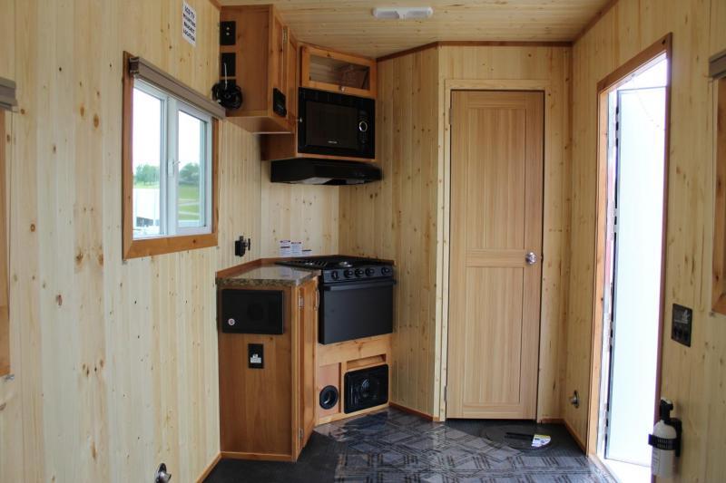 2019 Yetti Angler A614-DK
