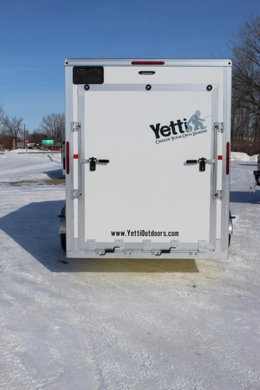 """2019 Yetti 6.5' x 12' """"Super Light"""" by Glacial Lakes Dock"""