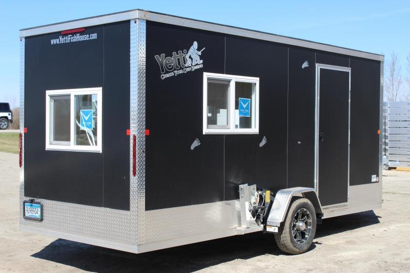 2016 Yetti 6.5 X16 Shell Fish House