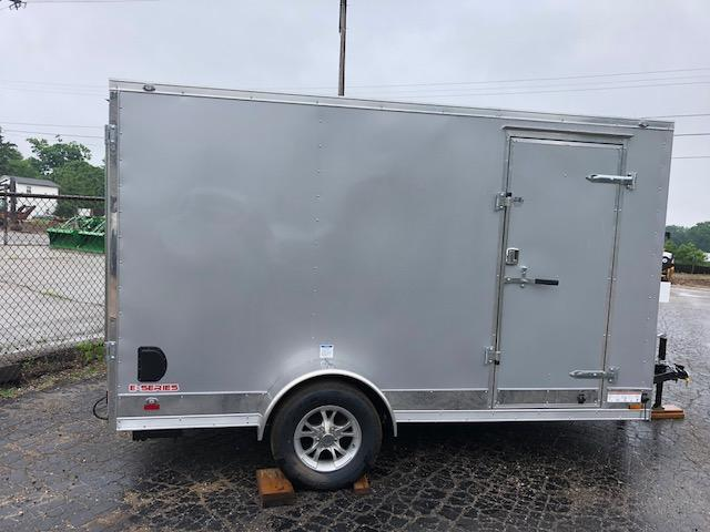 2019 Cargo Mate EHW612SA Enclosed Cargo Trailer