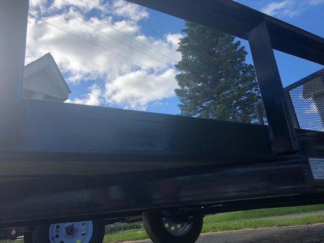 2018 Liberty LU3K78X10A Utility Trailer