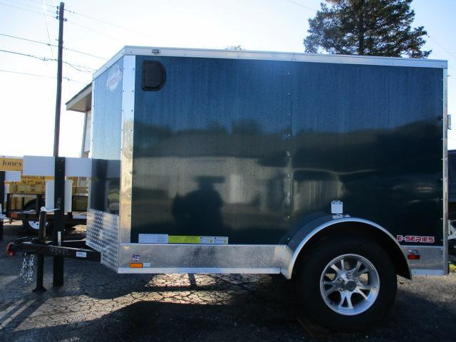 2019 Cargo Mate EHW58SA Enclosed Cargo Trailer