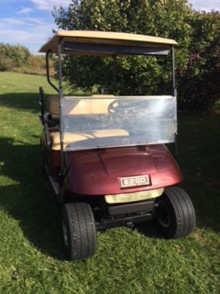 2004 E-Z-GO EZGO PDS ELECTRIC Golf Cart