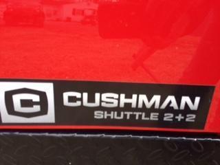 2018 Cushman SHUTTLE