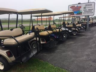 2019 E-Z-Go Golf Carts