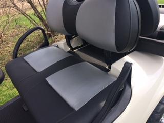 2019 Cushman SHUTTLE Golf Cart