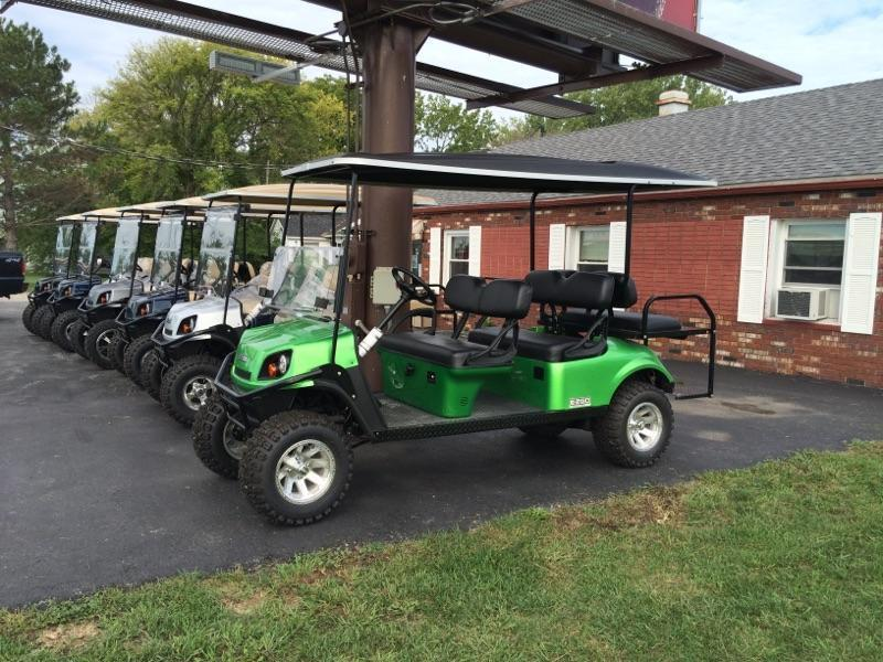 2018 E-Z-Go/Cushman Golf Carts | Drew's Custom Carts | Port Clinton on ez go golf logo, bad boy golf logo, club car golf logo, john deere golf logo,