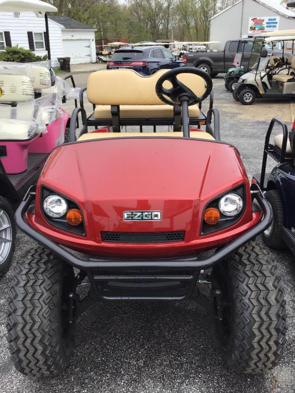 2019 Textron Off-Road EZGO GAS S4