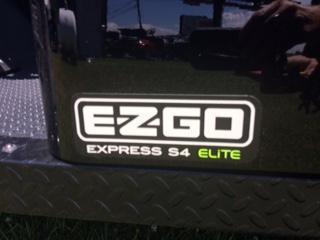 2020 E-Z-GO Express S-4 Elite