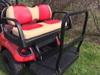 2019 Textron Off-Road EZGO VALOR Golf Cart