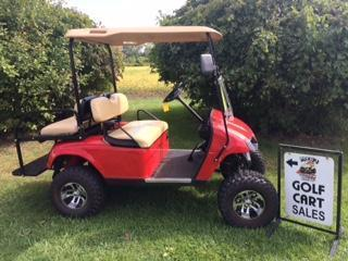 2012 E-Z-GO Freedom TXT Golf Cart