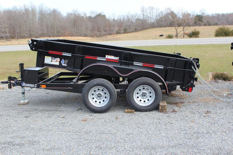 2019 Diamond C Trailers 41ED Dump Trailer in Ashburn, VA
