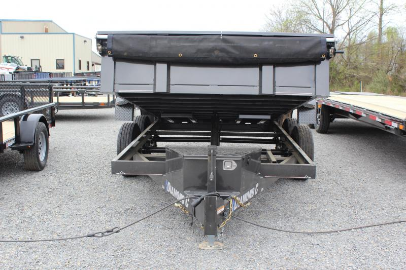 2019 Diamond C Trailers EDM Dump Trailer in Ashburn, VA