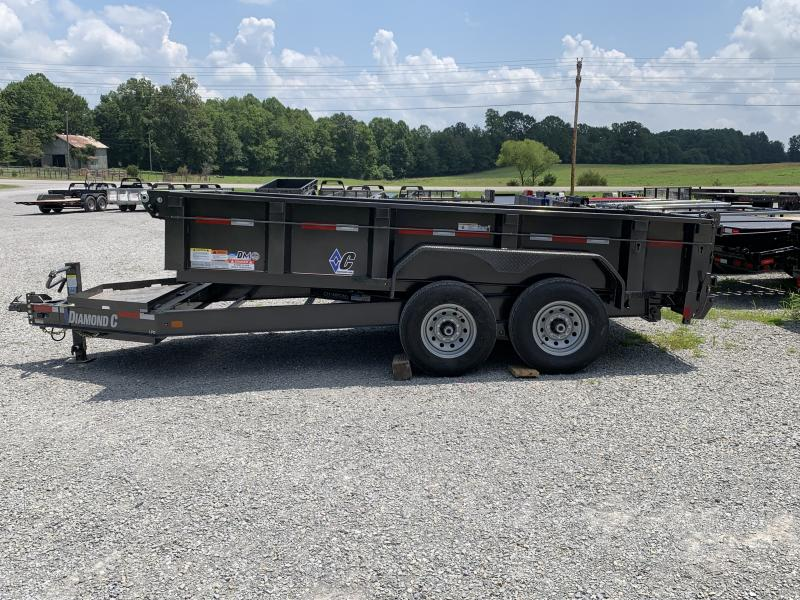 2019 Diamond C Trailers LPD Dump Trailer in Ashburn, VA