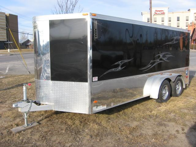 2014 Other Wells Cargo RFVMC Motorcycle Trailer