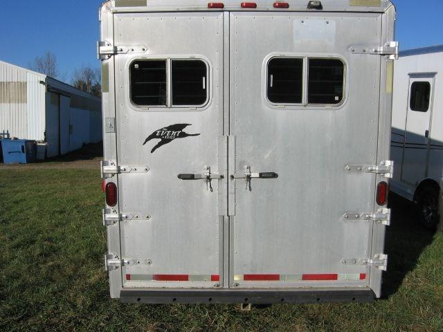 2000 Exiss Trailers  XT-300 Horse Trailer