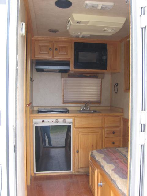 2005 Cherokee Trailers Super Chief Signature Series Horse Trailer