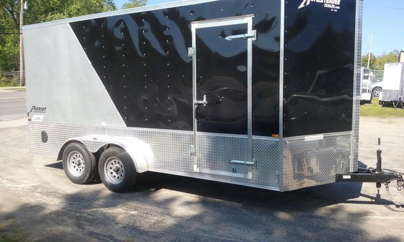 Homesteader Inc. Various Enclosed Cargo Trailer