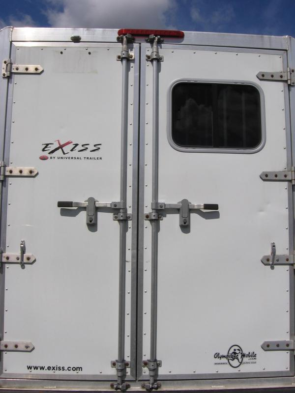 2011 Exiss Trailers 2H-Weekender-BP Horse Trailer