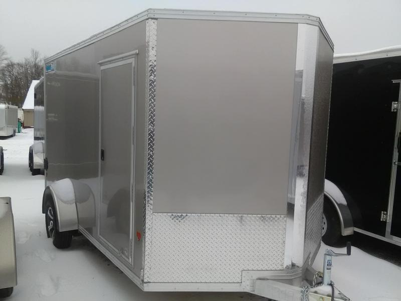 2018 CargoPro Trailers C7X12SSA Enclosed Cargo Trailer