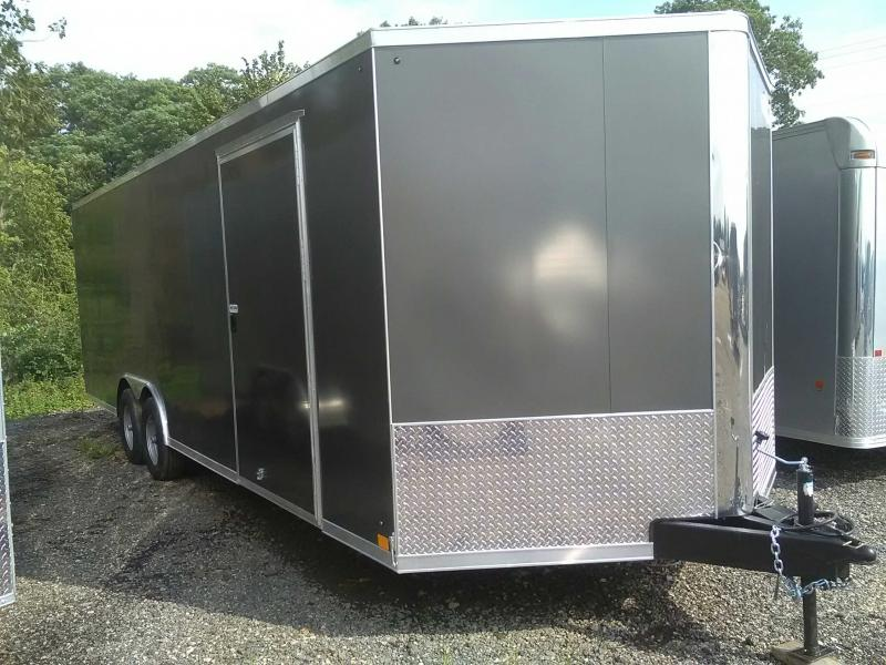 2020 Cross 8.5x24 10K Enclosed Car Hauler