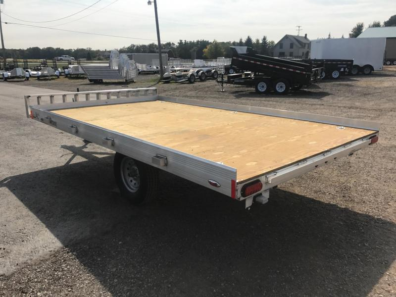 2018 Legend Manufacturing 7X12 ATV Trailer