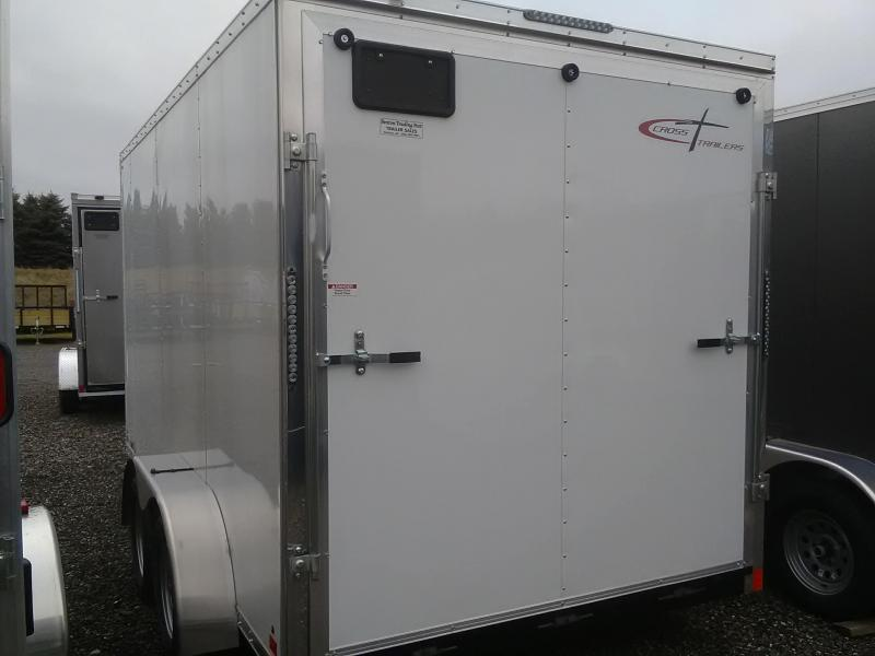 2019 Cross Trailers 714TA Enclosed Cargo Trailer