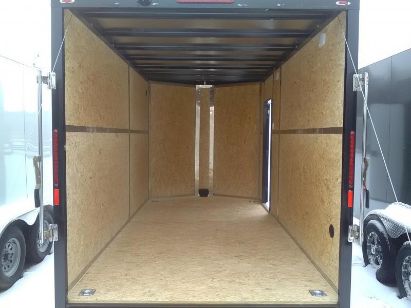 2019 Legend Trailers 716STVTA35 Enclosed Cargo Trailer