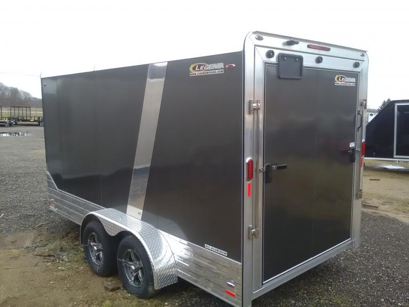 2019 Legend Trailers 717DVNTA35 Enclosed Cargo Trailer