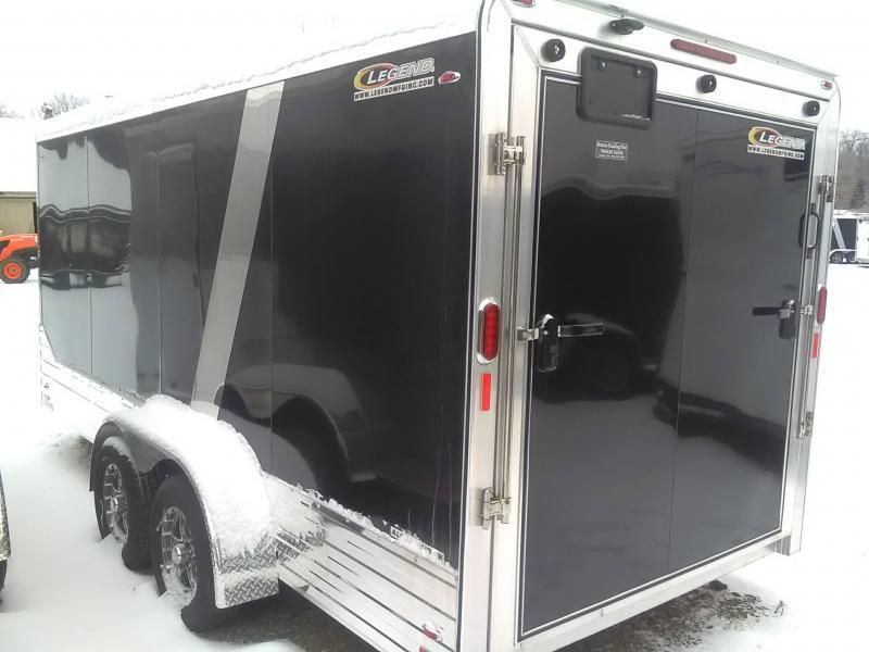 2018 Legend Trailers 719DVNTA35 Enclosed Cargo Trailer