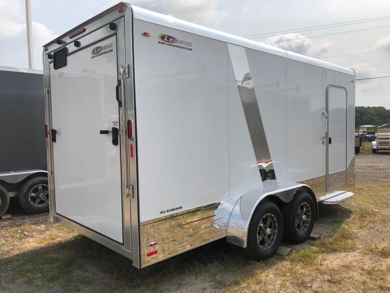 2019 Legend Manufacturing 719DVNTA35 Enclosed Trailer
