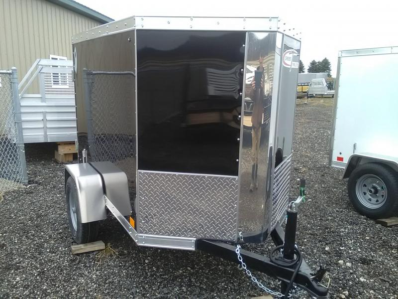 2019 Cross Trailers 46SA Enclosed Cargo Trailer