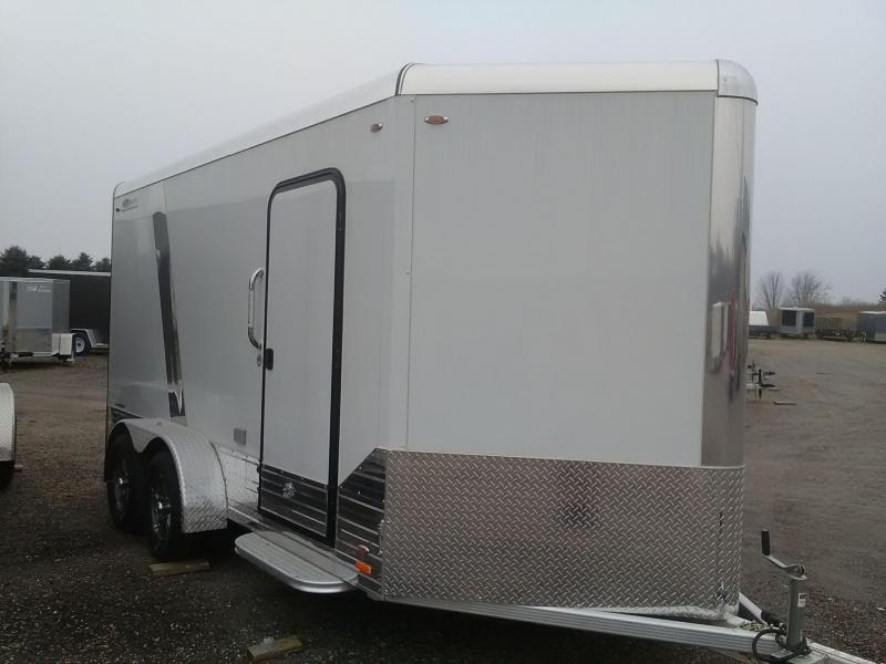 2018 Legend Trailers 717DVN Enclosed Cargo Trailer
