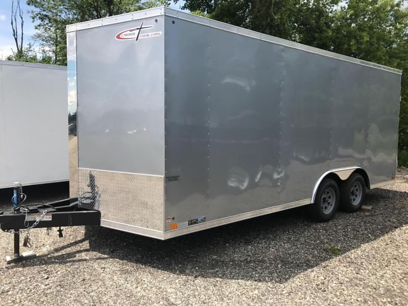 Cross Trailers 818TA Enclosed Cargo Trailer