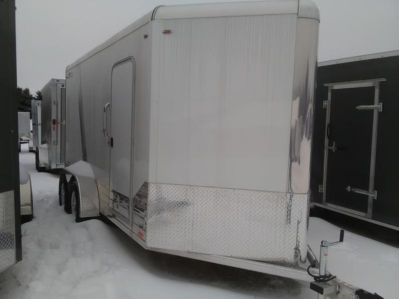 2018 Legend Trailers 717DVNTA35 Enclosed Cargo Trailer