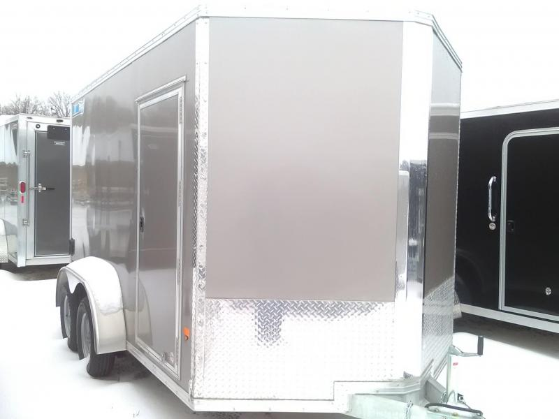 2018 CargoPro Trailers C712STA Enclosed Cargo Trailer